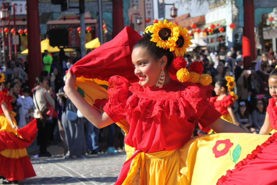 The Golden Dragon Parade prides itself on being a rich and diverse experience for Angelenos of all ages and ethnicities.