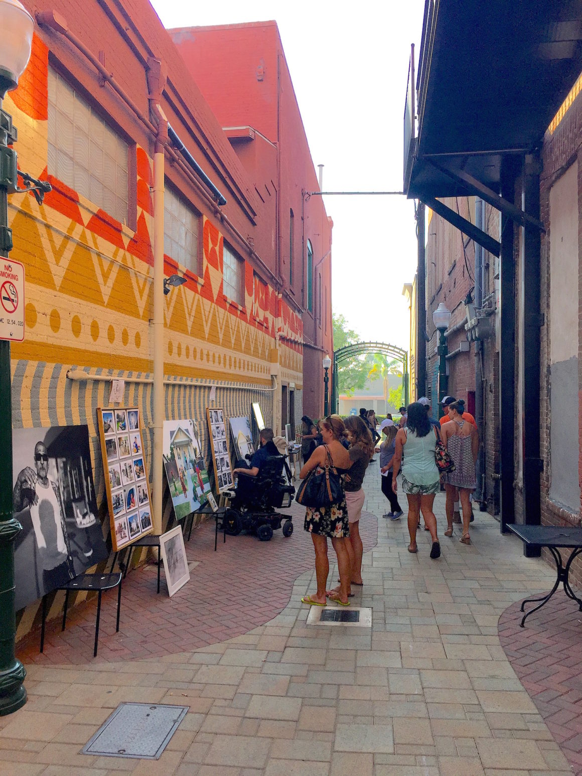 State Street Alive With Local Art Downtown Redlands Art