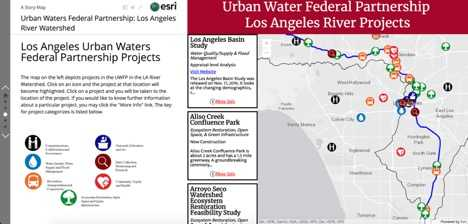 Sitting In On An La River Urban Waters Federal Partnership Meeting