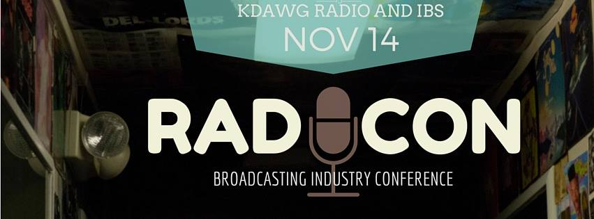 KDAWG Presents: RadCon 2015