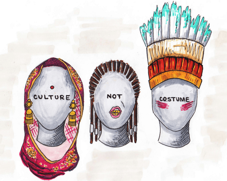 """""""Hallo-We-Need To Talk"""" about Cultural Appropriation"""