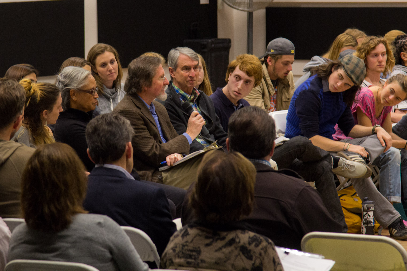 Sustainability Forum Discusses Urgency of Campus Consciousness