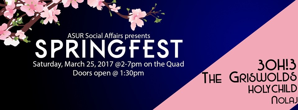 Springfest Saturday Features 3OH!3 and More