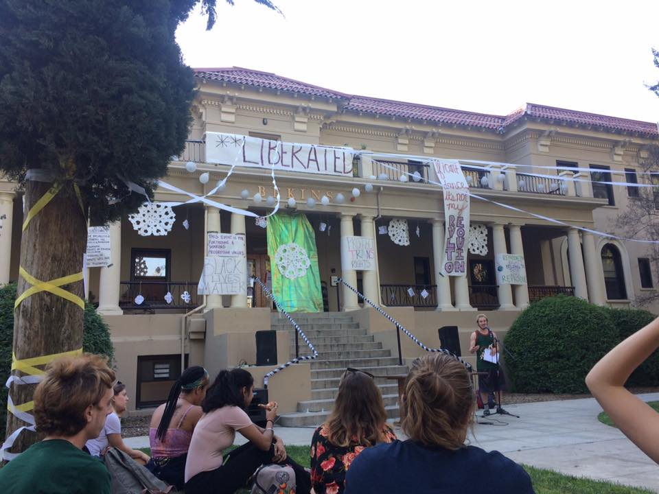 Handling of **Liberated Raises Questions About Free Speech on Campus