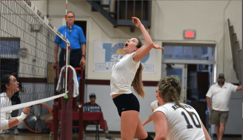 Volleyball's Offense Overpowers Pomona-Pitzer