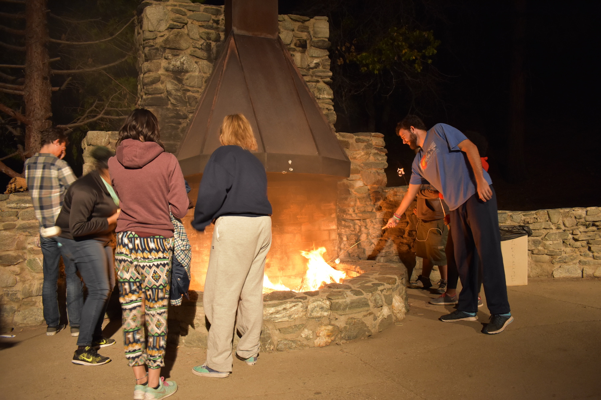 SPARC Retreat by a Campfire's Glow: An Effort for Revolutionary Change