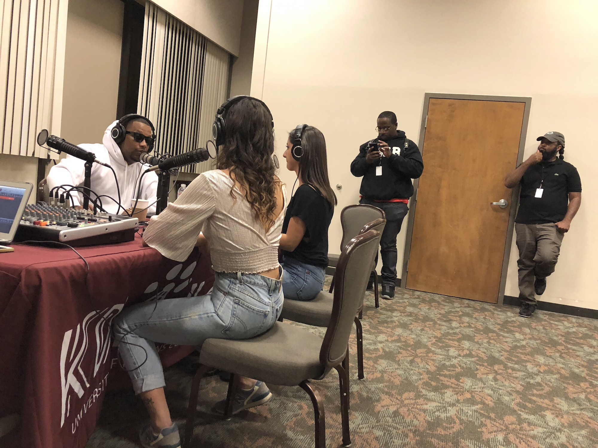 Behind the Scenes with Fall Fest Artists Ben Maxwell, Joe Moses and Ty Dolla $ign