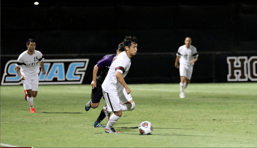 Men's Soccer wins 4th straight SCIAC Title
