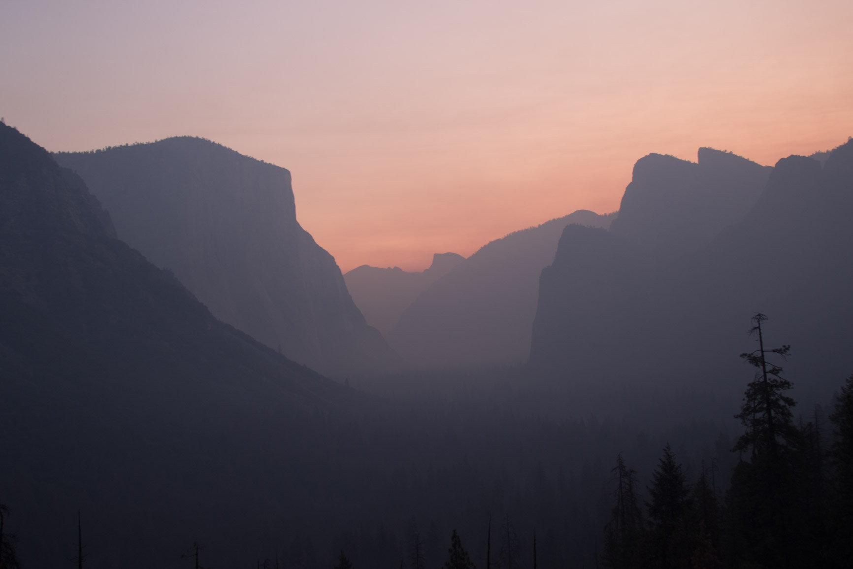 """A Trip to Yosemite: """"Of all the paths you take in life, make sure a few of them are dirt."""" -John Muir"""