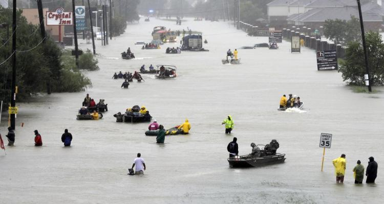 A Summer of Hurricanes: Context for Stories of those Affected