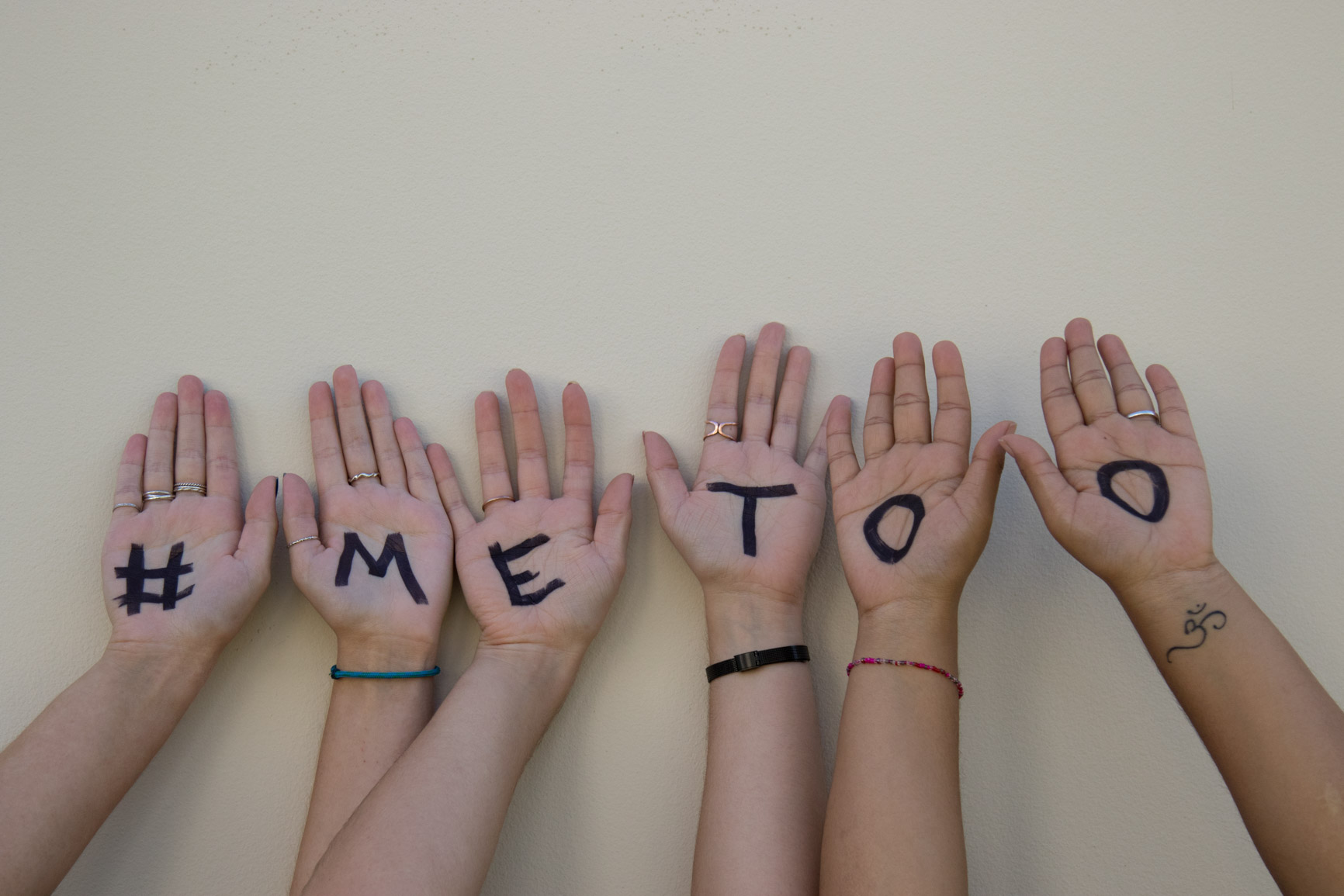 #MeToo, Did You, and What We Can Do