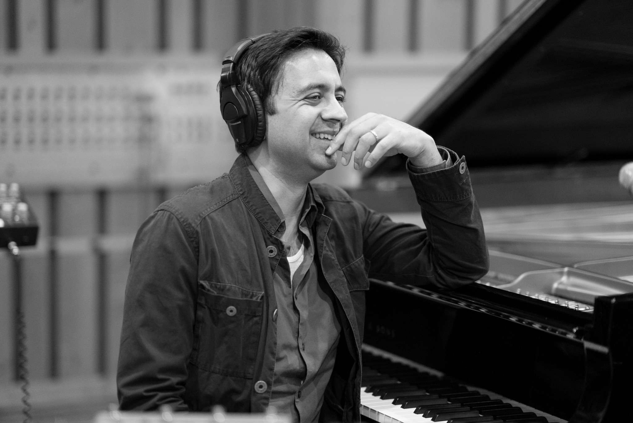 TURNING IT UP WITH VIJAY IYER: GRAMMY NOMINATED JAZZ PIANIST TO PERFORM WEDNESDAY