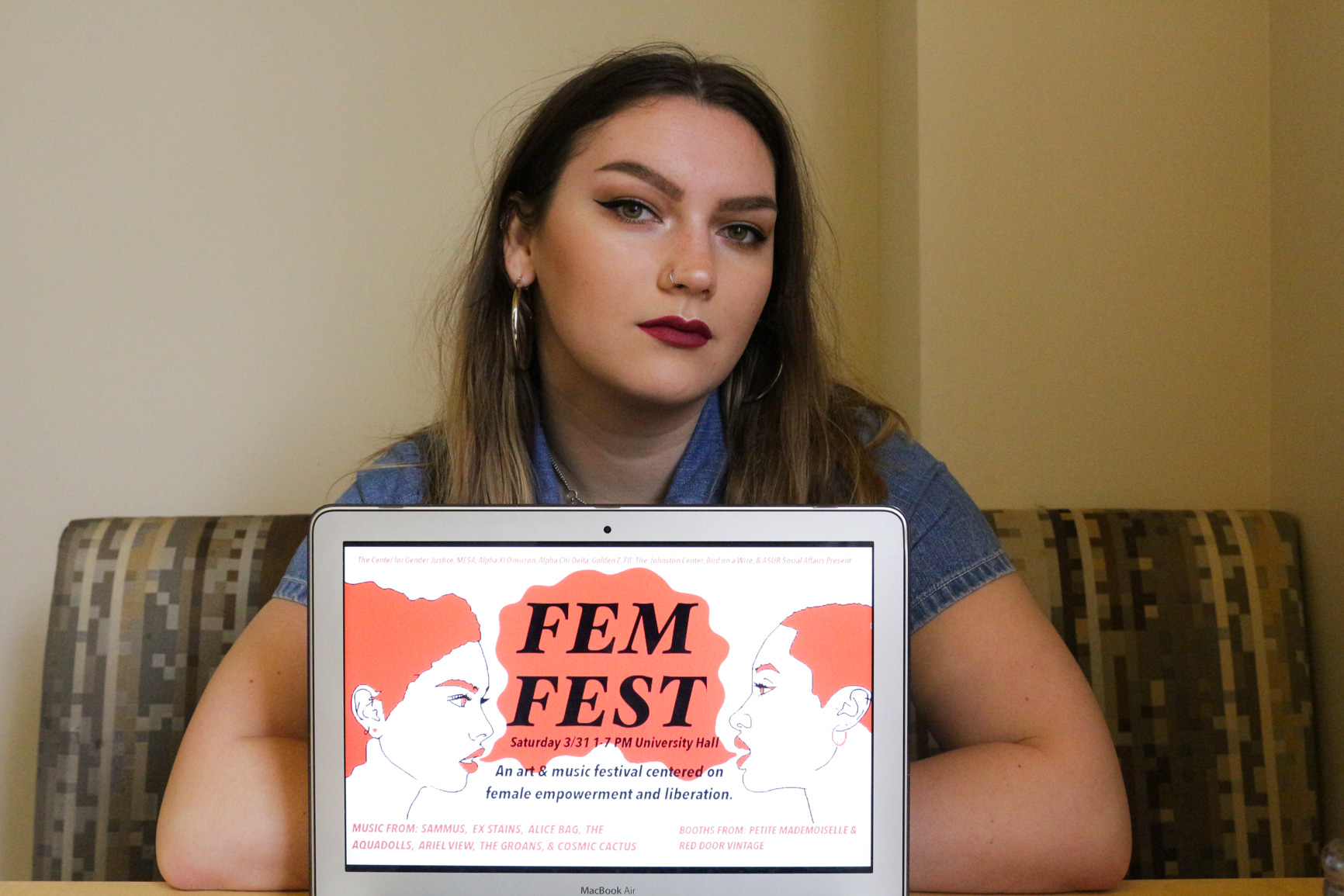 AN INTERVIEW WITH THE CREATOR OF FEM FEST, JULIE DONOHUE