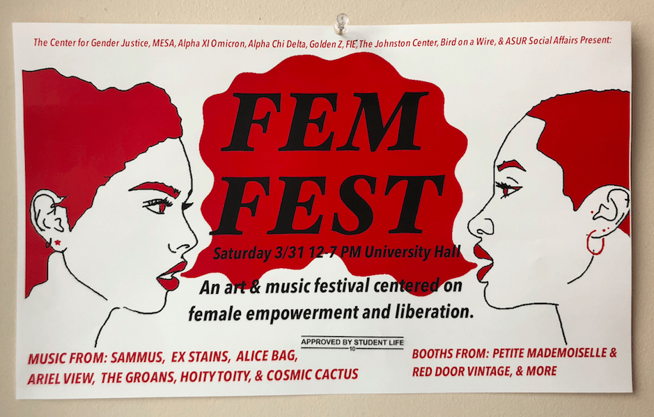 FEM FEST: GET TO KNOW THE ARTISTS