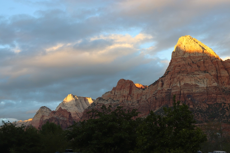 Zion, Bryce, and Everything Nice Fall Break OP Trip