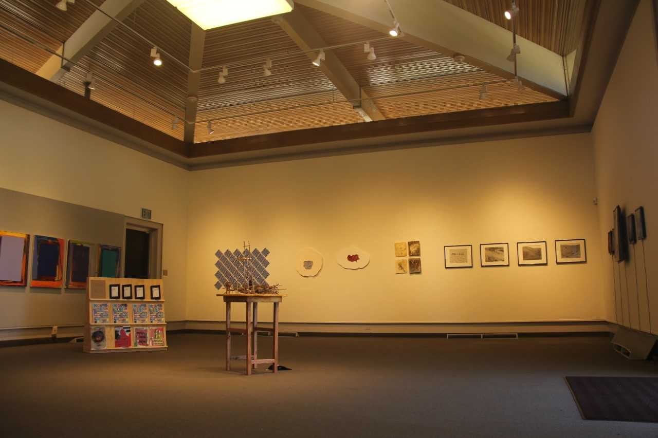 Faculty Art Show: Voices of the Contributors