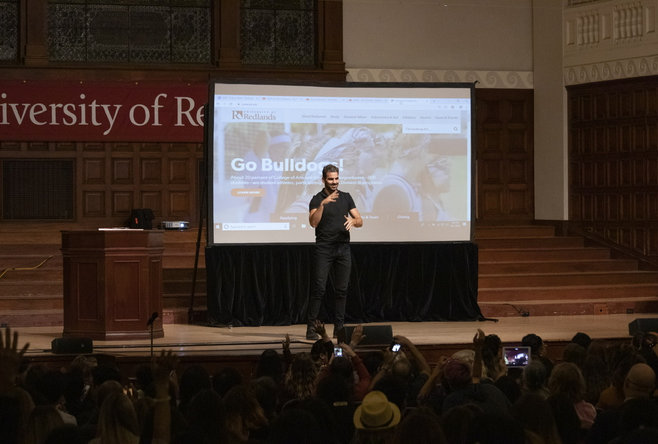 Behind the Model: Nyle DiMarco and his Advocacy in the Deaf Community