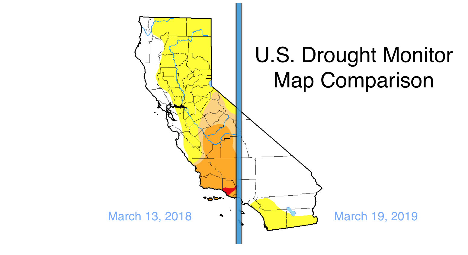 California's Hydrology and Drought Conditions: Explained