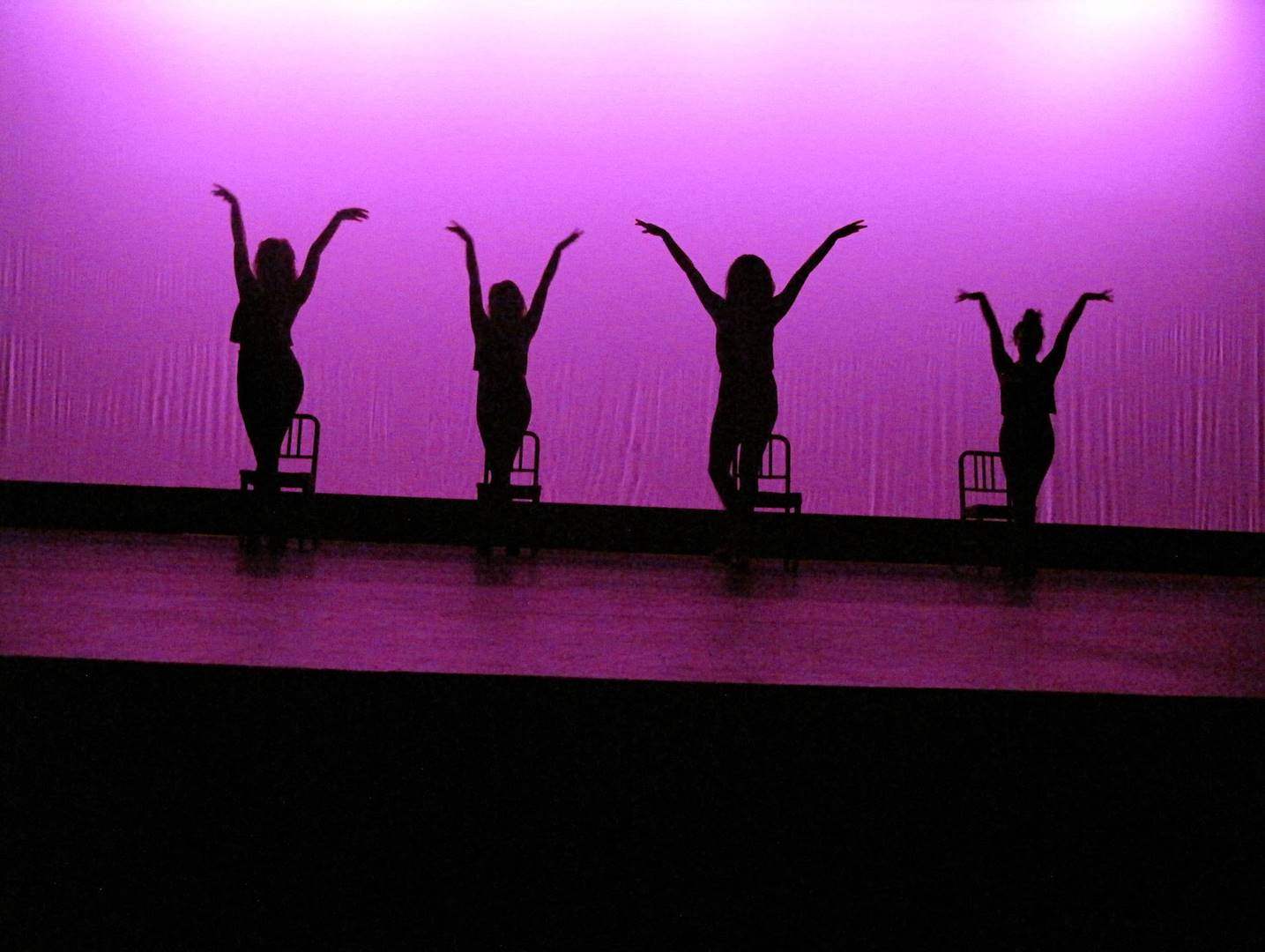 Dance Co. Perform Personalities in: Persona