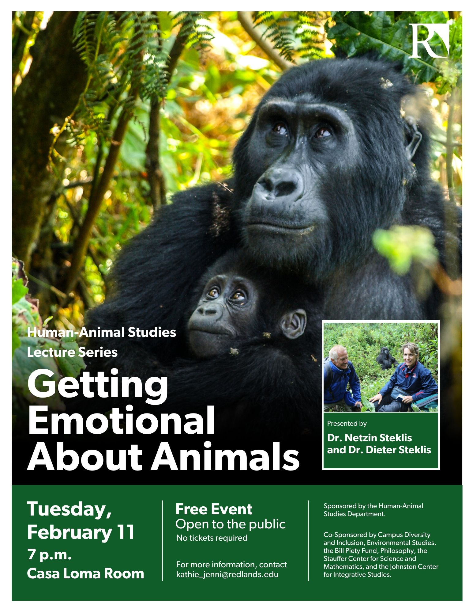 """Getting Emotional About Animals"" and Wondering Why"