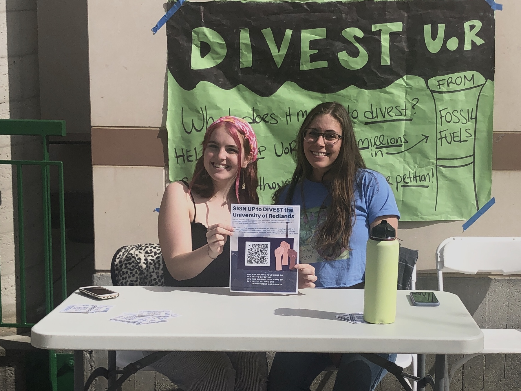 Divestment Movement Continues at U of R: Students Circulate Petition to Present to Trustees