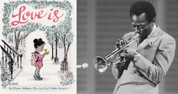 Virtual Events Tonight: Story Time With Diane Adams '82 & The Legacy Sessions with Miles Davis