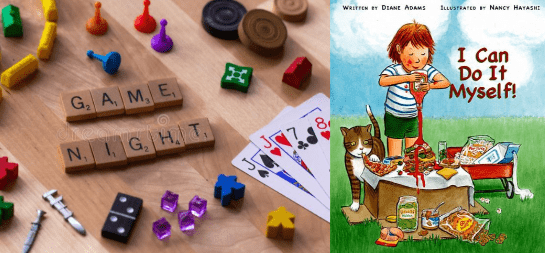 This Week's Virtual Events: Game Night & Story Time for Little Bulldogs