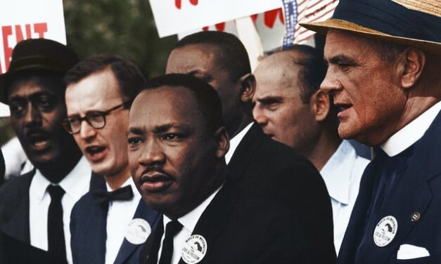 "University Hosts Dialogue on ""The Radical Side of MLK"""